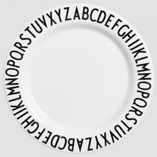 Design Letters, Melamin stor tallerken